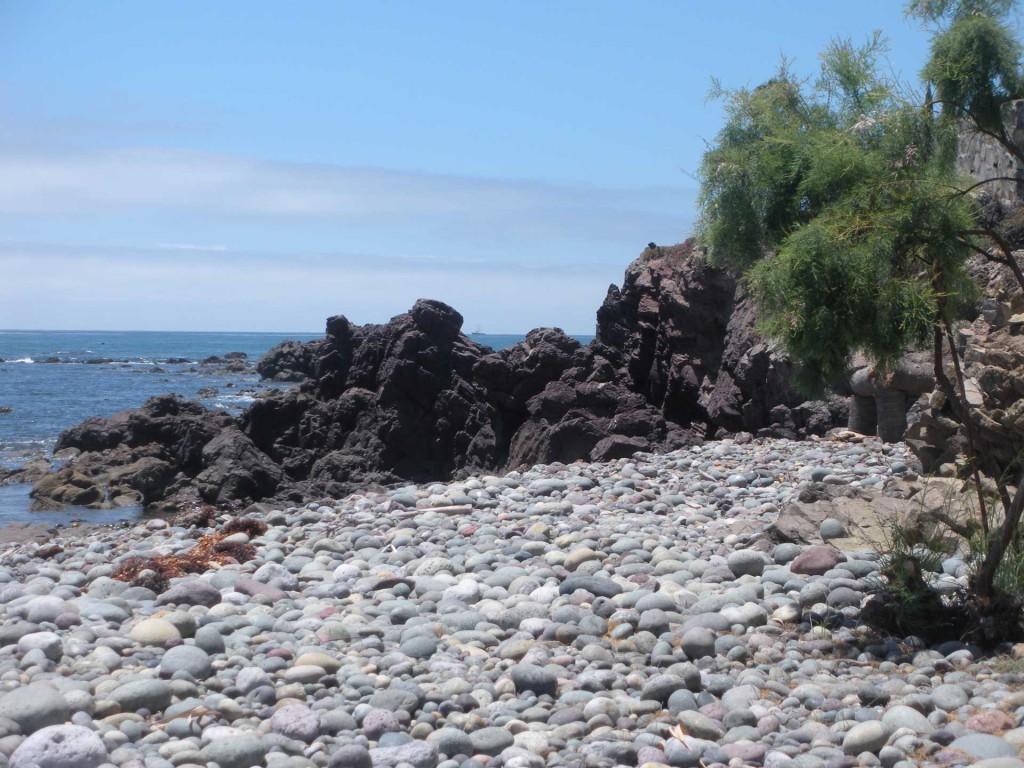 Ocean Stone Beach